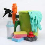 洗剤と道具を上手に選ぶ