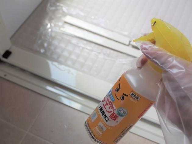 クエン酸,お風呂掃除